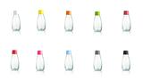 Retap sklenená fľaša s vrchnákom 300ml