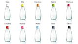 Retap sklenená fľaša s vrchnákom 800ml